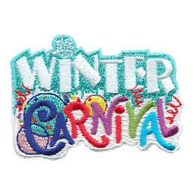 S-1744 Winter Carnival Patch
