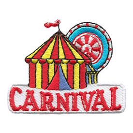S-1748 Carnival Patch