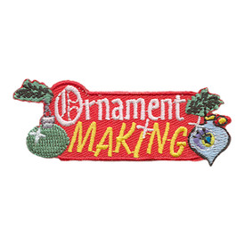 S-1756 Ornament Making Patch