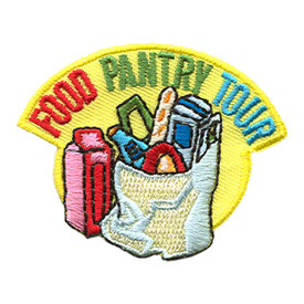 S-1760 Food Pantry Tour Patch