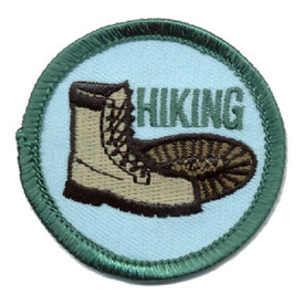 S-0009 Hiking-Boots Patch