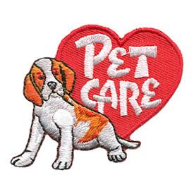 S-1764 Pet Care - Puppy Patch