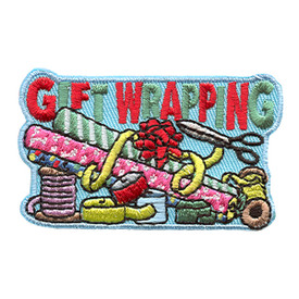 S-1776 Gift Wrapping Patch