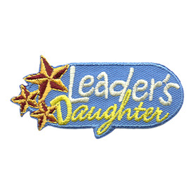 S-1777 Leader's Daughter Patch