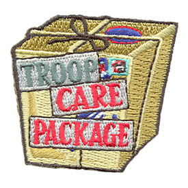 S-1781 Troop Care Package Patch