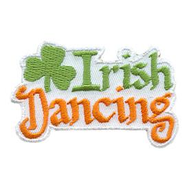 S-1789 Irish Dancing Patch