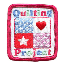 S-1793 Quilting Project Patch