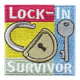 S-1798 Lock-In Survivor Patch