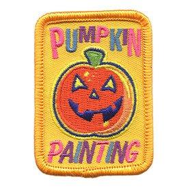 S-1801 Pumpkin Painting Patch