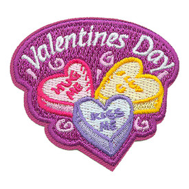 S-1806 Valentines Day (Candy) Patch