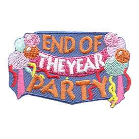 S-1807 End Of The Year Party Patch