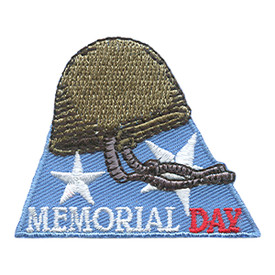 S-1808 Memorial Day Patch
