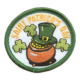 S-1811 Saint Patrick's Day Patch