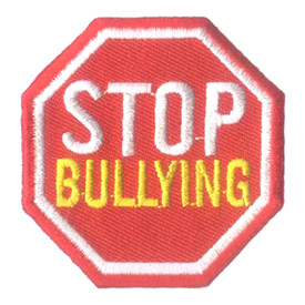 S-1819 Stop Bullying Patch