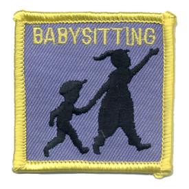 S-0018 Babysitting Patch