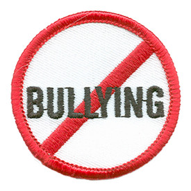 S-1825 No Bullying Patch