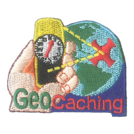 S-1832 Geocaching Patch