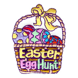S-1845 Easter Egg Hunt Patch