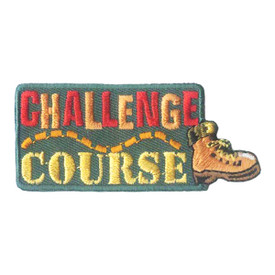 S-1853 Challenge Course Patch