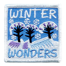 S-1856 Winter Wonders Patch