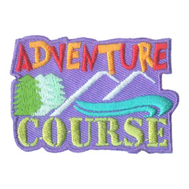 S-1859 Adventure Course Patch