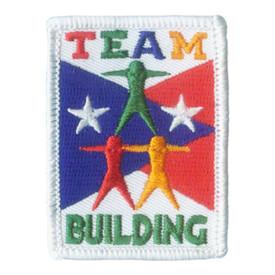 S-1863 Team Building Patch