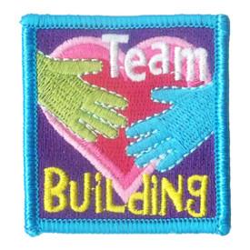 S-1867 Team Building Patch