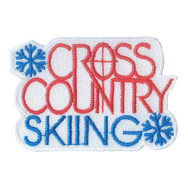 S-1871 Cross Country Skiing