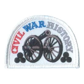 S-1877 Civil War History Patch