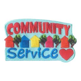 S-1890 Community Service Patch