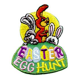 S-1891 Easter Egg Hunt (Bunny) Patch