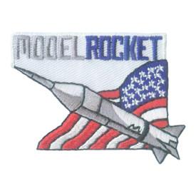 S-1892 Model Rocket Patch