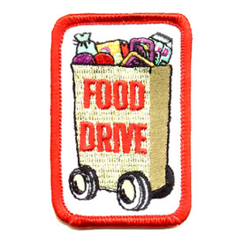 S-0027 Food Drive (Groceries) Patch