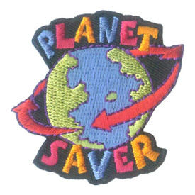 S-1917 Planet Saver Patch