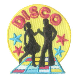 S-1918 Disco Patch