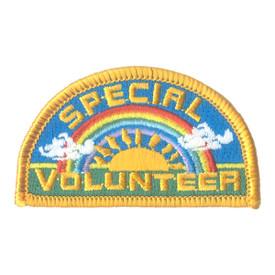 S-1922 Special Volunteer Patch