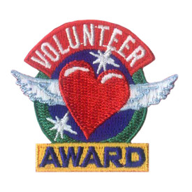 S-1929 Volunteer Award Patch