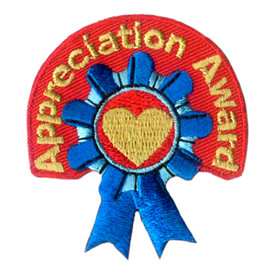 S-1935 Appreciation Award Patch