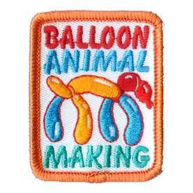 S-1956 Balloon Animal Making Patch