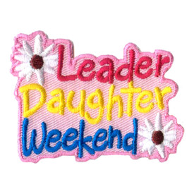 S-1959 Leader Daughter Weekend Patch