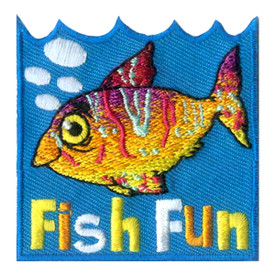 S-1977 Fish Fun Patch