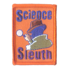 S-1980 Science Sleuth Patch