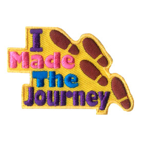 S-1984 I Made The Journey Patch