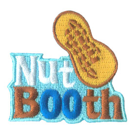 S-1989 Nut Booth Patch