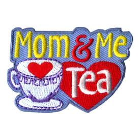 S-1991 Mom & Me Tea Patch