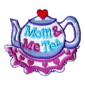 S-1994 Mom & Me Tea - Tea Pot Patch