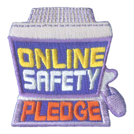 S-2006 Online Safety Pledge Patch