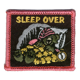 S-0038 Sleep Over Patch