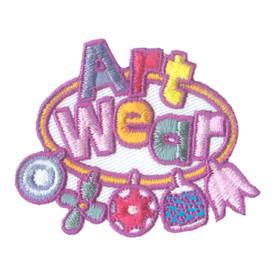 S-2009 Art Wear Patch