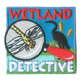 S-2022 Wetland Detective Patch